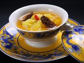 女性吃羊肚菌的功效,鲜羊肚菌煲汤放多少